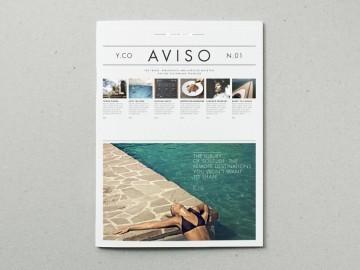 Thumbnail for Aviso Broadsheet.