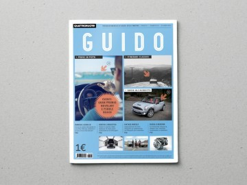 Thumbnail for Guido magazine.