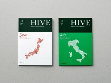Thumbnail for Hive magazine.