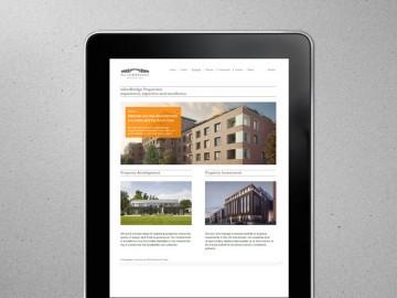 Thumbnail for Islandbridge Properties Website.