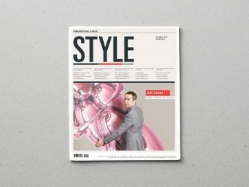 Thumbnail for Style Magazine.
