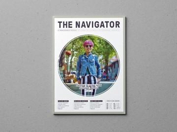 Thumbnail for The Navigator magazine.